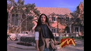 McDonald's: Bill & Ted Commercial #2 - 'Seriously Rich Dudes' + Turbo Grafx 16 & CD (1991)