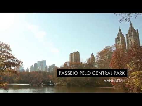 Um passeio pelo Central Park