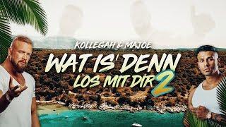 Kollegah & Majoe   Wat Is' Denn Los Mit Dir 2 (prod. By Jan Van Der Toorn)