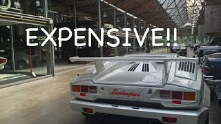 Most Expensive Car-collection In Germany?