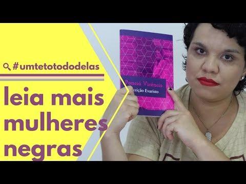 PONCIÁ VICÊNCIO E A LITERATURA DE AUTORAS NEGRAS | #VEDA #2 | Despindo Estórias