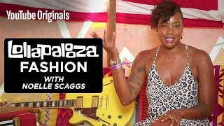 Festival Fashion with Noelle Scaggs