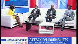Morning Express: Discussion on brutal attack on journalists