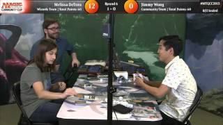 2015 Magic Community Cup Round 6 (BFZ Sealed Deck)