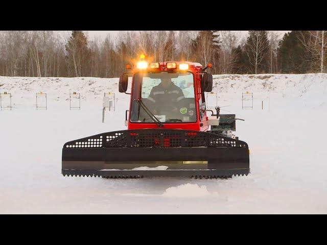 ЛБК «Ангарский» снабдили современным оборудованием