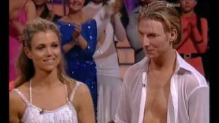 Bridie Carter - Dancing With The Stars - and the winner is..