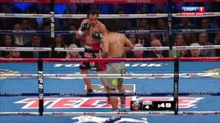 Мэнни Пакьяо - Хуан Мануэль Маркес - 4 бой   (Full Version,  HD)