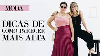 COMO PARECER MAIS ALTA | Rafaela Coelho