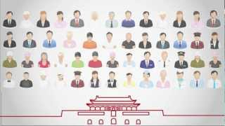 The aging China