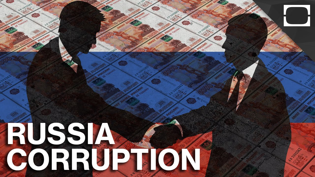 How Corrupt Is Russia? thumbnail