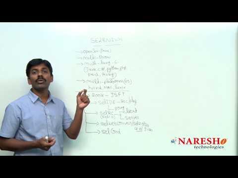 Selenium Introduction   Selenium Training Tutorial   Mr. Suresh