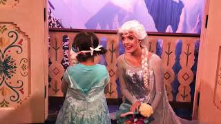 Elsa Meet and Greet