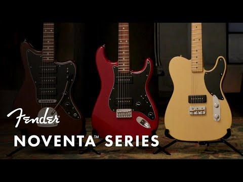 0 Fender Limited Edition Noventa Series