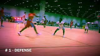 2018 YBOA Nationals Highlights- Amonte Scott