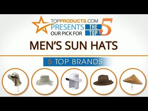 Best Men's Sun Hat Reviews 2017 – How to Choose the Best Men's Sun Hat