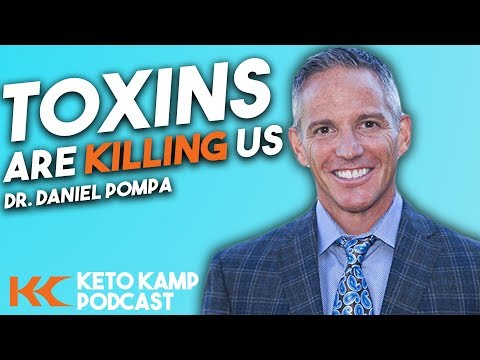 Dr. Daniel Pompa | Dry Fasting for Cancer | 4 Supplements to Stop Taking | Silver Filling Dangers