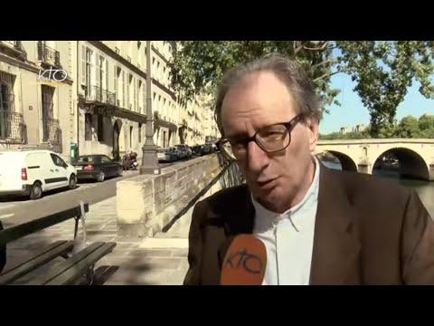 L'hommage de Jean-Luc Marion à Jean-Louis Chrétien