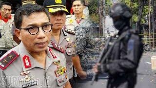 Di RS Bhayangkara, Kapolda Jatim Urungkan Niat Jenguk Anak Pelaku Bom Bunuh Diri, Begini Alasannya