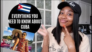 How to Travel to CUBA as an AMERICAN?? | CUBA TRAVEL TIPS + ADVICE!