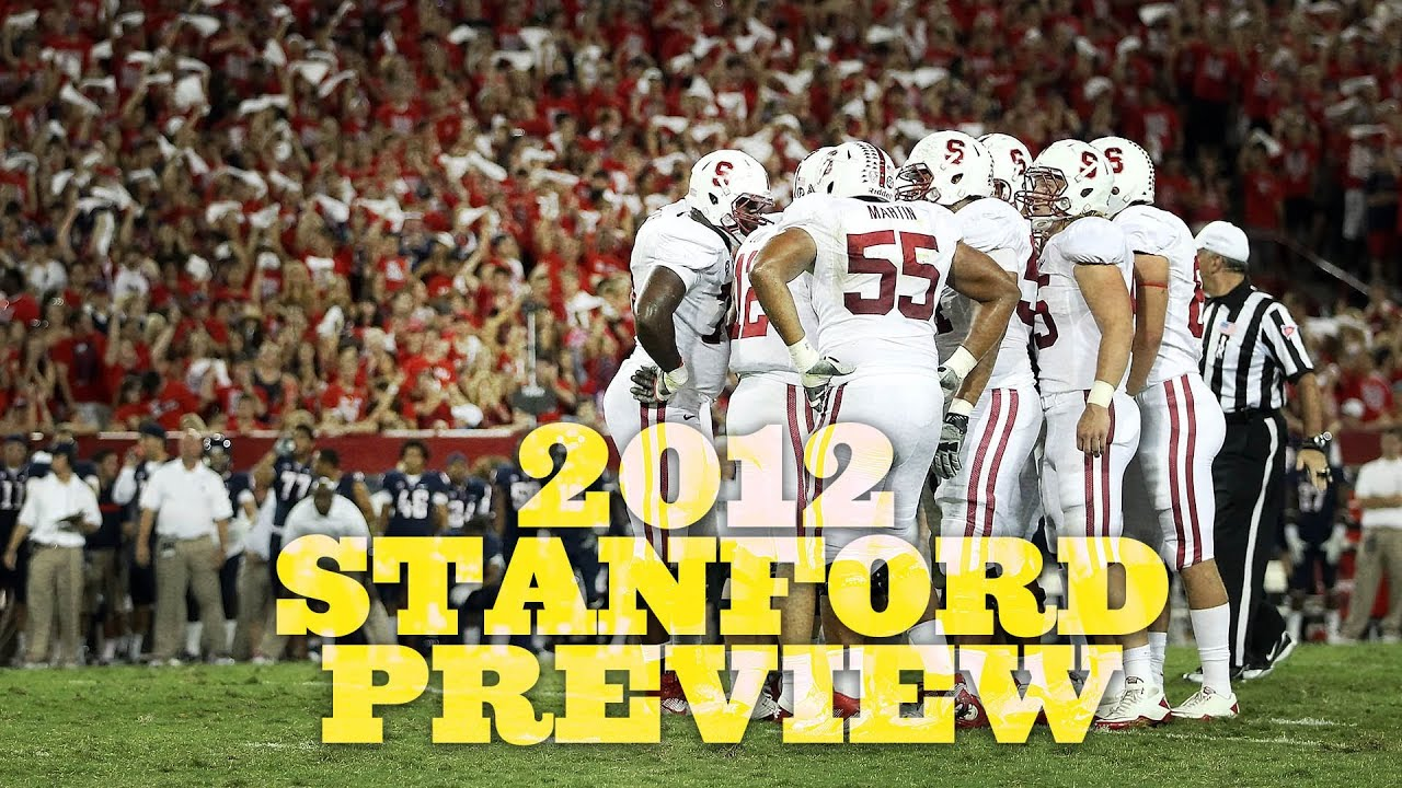 Stanford 2012 Football Preview and Schedule thumbnail