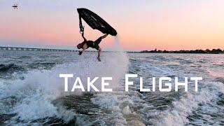 Pro Jet Ski Riders Let Loose - FPV Drone