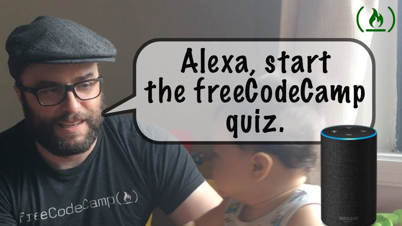 Introducing the freeCodeCamp Coding Trivia Quiz on Amazon Alexa