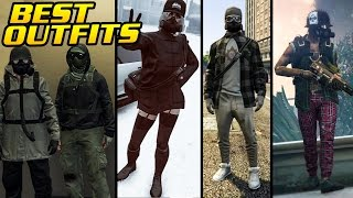 GTA 5 Online FASHION FRIDAY (Ace of Spades, Military Soldier, The Secret Agent & MORE)