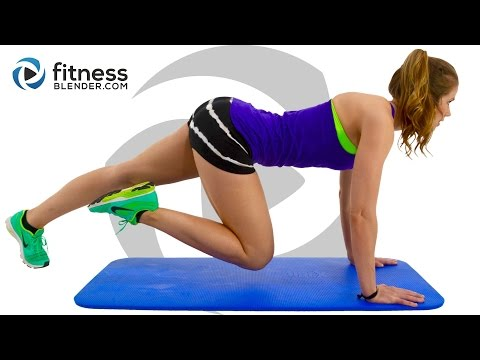 Abs Workout for People who get Bored Easily – Core and Cardio Workout