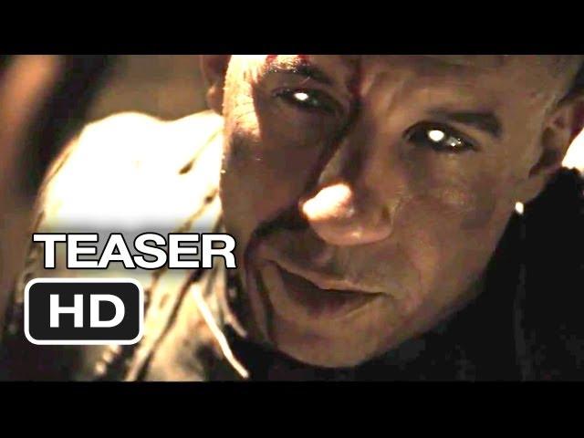 Riddick Teaser Trailer #1