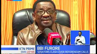 Orengo and Murkomen in war of words over implementation of BBI report