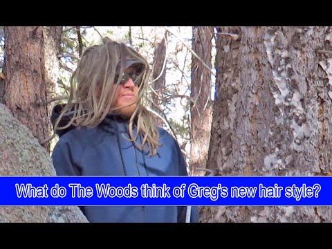 Bigfoot Fieldwork News Flash Update! Greg's got a new wig!!