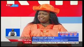 Mbiu ya KTN Taarifa Kamili - Uwakilishi wa kike na Getrude Mbeyu na Jane Matoke