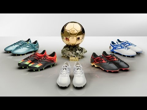 TOP 5 - adidas Football Boots 2015/2016