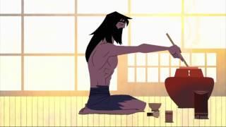 Samurai Jack- Tea Ceremony