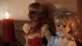 ANNABELLE: COMMUNION (Horror Short Film) UNCUT