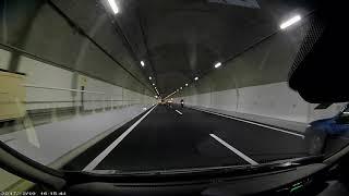 祝!新名神高速開通茨木千提寺ICから箕面とどろみICまで走ってみました。