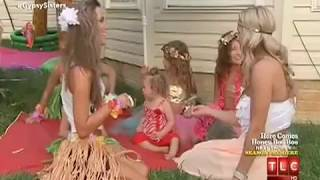 Mellie And Joann Fight In The Party Full Video | Gypsy Sisters.