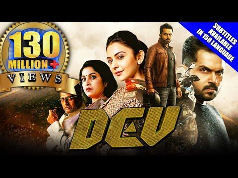 Dev (2019) New Released Hindi Dubbed Full Movie   Karthi, Rakul Preet Singh, Prakash Raj, Ramya
