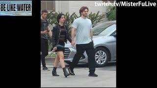 Camila Cabello W/BF Matthew Hussey Take A ROMANTIC STROLL!!!