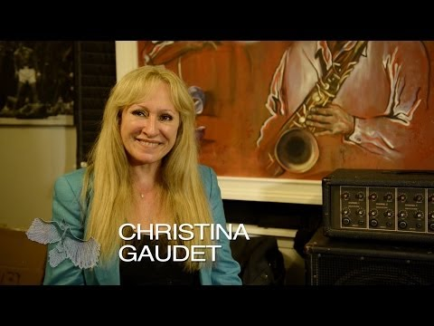 "Christina Gaudet ~ Documentary - The Making of The Album ""Wild Things"""