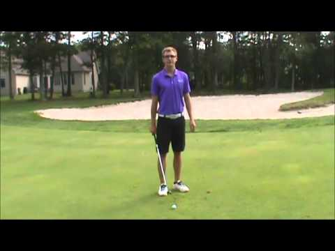 Connor Sharp College Golf Recruitment Video 2014