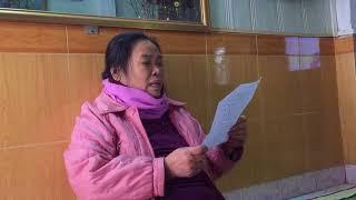 bài thơ của bà ngoại (poem of the grandmother) những trải nghiệp cuộc sống của Duc kul