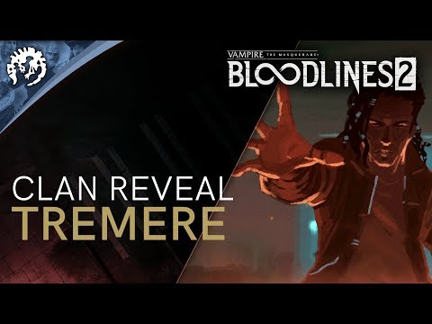 Clan Introduction - Tremere - Vampire: The Masquerade - Bloodlines 2 de Vampire: The Masquerade Bloodlines 2