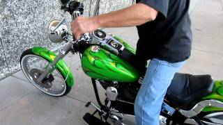2002 Custom Build Harley Parts EVO Sweet bike Nice Rake