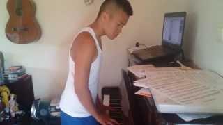 """My imagination"" - John Legend (piano cover)"
