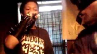 Tonya Morgan Cuddle Bum ( Live SXSW)