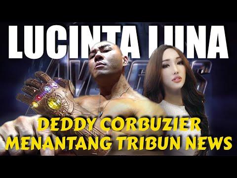 LUCINTA LUNA DAN ENDING DARI SEMUA INI. (MENANTANG TRIBUN NEWS!!! - DEDDY CORBUZIER)
