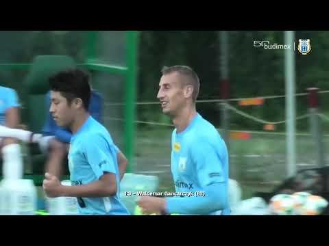 Bramki z meczu Kotwica Kórnik - Stomil Olsztyn 2:3