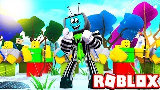 Roblox why?? [A nasty roblox game called