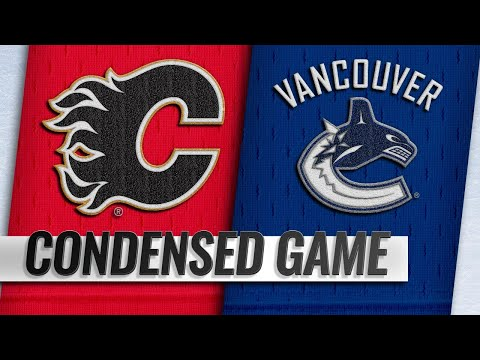 03/23/19 Condensed Game: Flames @ Canucks